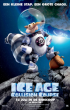 Filmposter Ice Age 5: Collision Course 3D (NL-talig)